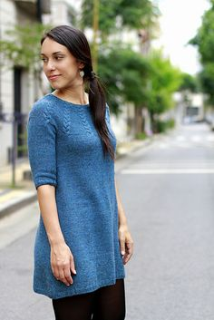 Ravelry: Traveller Tunic pattern by Joji Locatelli