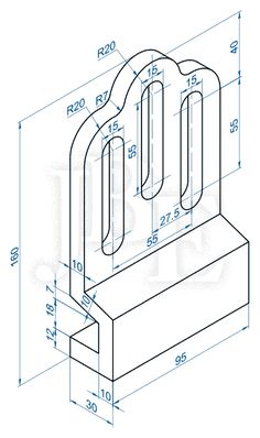Shipping Furniture From Usa To Australia Isometric Drawing Exercises, Autocad Isometric Drawing, Engineering Notes, Mechanical Engineering Design, Solidworks Tutorial, Diy Crafts For Home Decor, 3d Cad Models, Modelos 3d, Happy Paintings