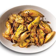 fingerl potato, potato side dishes, cooking spray, potato sides, cooking light, potato recipes, roast, vegan thanksgiving, thanksgiving sides