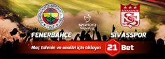 Fenerbahçe - Sivasspor Iddaa Analizi #iddaa #tahmin
