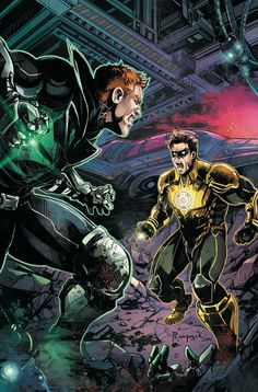 Injustice - Gods Amoung Us Year Two #11 (Guy Gardner) by Jheremy Raapack *