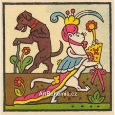 1924 Czech Republic, Painters, Illustrators, Ale, The Past, Clip Art, Poster, Animals, Animales