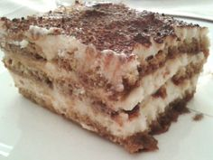 Avete mai fatto il Tiramisù senza uova ?!!!!!! Ricetta semplice e veloce passo passo!!! http://www.ledolciricette.it/2013/12/03/tiramisu-senza-uova/14669
