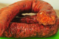 Nasušte si klobásky a salámy bez údenia (chorizo) Chorizo, Sausage, Meat, Food, Beef, Meal, Sausages, Essen, Hoods