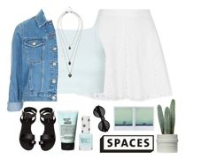 """""""Colors//Halsey"""" by thelonelyheartsclub ❤ liked on Polyvore featuring Topshop, H&M, philosophy and Yves Saint Laurent"""