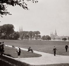Historische Rosenterasse, Rheinpark. Claudius Therme, Köln Cologne Germany, Dolores Park, History, City, Travel, World, Buga, Cathedrals, Pictures