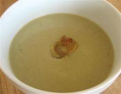 Cream of Artichoke Soup - Photo © Molly Watson