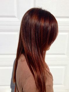 Copper highlights <3 I think I might like this...