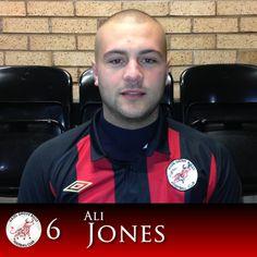 Ali Jones