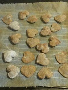 Keittiö Koivikon Katveessa: Helpot ruisnapit