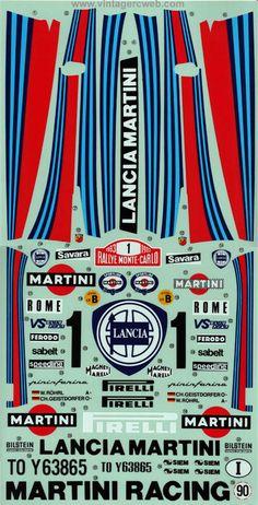Tamiya Lancia Rally