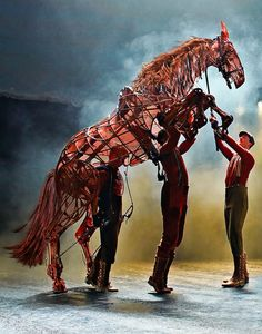 War Horse, Handspring Puppet Company's Award winning stage production comes to SA