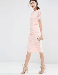 55 vestidos de fiesta cortos 2017 llenos de detalles extraordinarios. ¡Descúbrelos! Image: 6