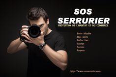 SOS SERRURIER le protection de votre habita et du commerce