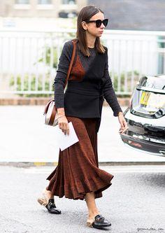 Natasha / Natasha Goldenberg, Gucci, Street Style / Garance Doré