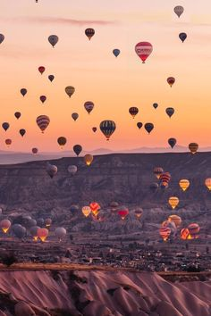 Capadoccia , Turkey