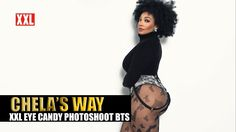 The Real Chela's Way XXL Eye Candy Shoot Winter Issue - Behind the Scenes - http://getmybuzzup.com/the-real-chelas-way-xxl-eye-candy-shoot-winter-issue-behind-the-scenes/