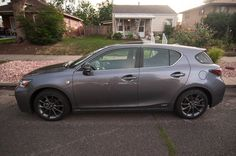2012 Lexus CT200h Review -- Review