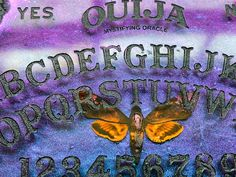 Excited to share this item from my shop: Purple Deaths Head Resin Ouija board #altartools #etsy #spookygiftideas Pretty Cool, How To Look Pretty, Deaths Head Moth, Cat Skull, Resin Casting, Black Acrylics, Ouija, Drink Coasters, Occult