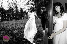 Wuthering Heights - Die Sturmhöhe, Makeup look Inspiration Catherine Earnshaw,Konturen Schablone Cinderalice,Stephanie und Wieland von Westernhagen