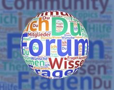 Forum, Wordpress, Webdesign, Kommunikation, Web