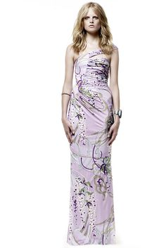 Emilio Pucci Resort 2011 Collection Slideshow on Style.com