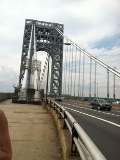 Fort Lee, Washington Heights, Hudson River, George Washington Bridge, New Jersey, New York City, Trail, Hiking, Walks