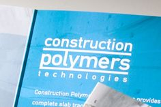 Corporate Collateral: Construction Polymers Technologies
