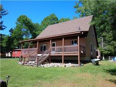 AE Cedarhaven Retreat Ontario Cottages, Cottage Rentals, Condo, Shed, Outdoor Structures, Cabin, Vacation, House Styles, Home Decor
