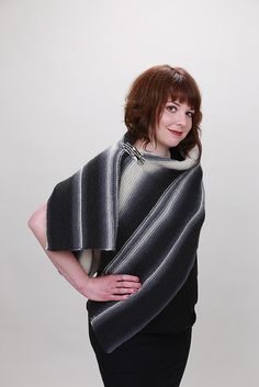 Ravelry: Cloud Cover Stole pattern by Skacel Collection, Inc.