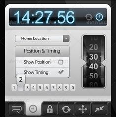 120+ Creative User Interface Designs | Designscrazed