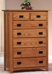 Glenmont | Mission Deluxe Chest of Drawers