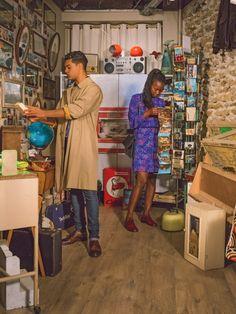 comptoir-general-cabinet-curiosites-paris Bucket, Doll Eyes, Parisians, Travel, Buckets, Aquarius