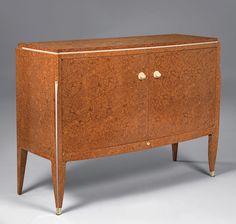 Jacque-Emile Ruhlmann Art Deco chest