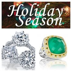 Christmas will be here before you know it! Do you know what you're getting your special someone yet?? #lucido #jewelry #accessories #diamonds #tacori #christmas