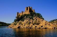 Almorol Castle, Portugal