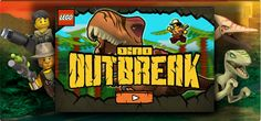 LEGO DINO OUTBREAK - The online game