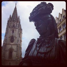 La regenta en Oviedo  #ComparteAsturias #Spain  Foto de: pampixi