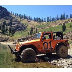 at Crystal Lake Orange Jeep Wrangler, Jeep Wrangler Jk, Jeep Wrangler Unlimited, Jeep Suv, Jeep Truck, Jeep Fenders, Jeep Cherokee Wheels, Badass Jeep, Jeep Wrangler Accessories