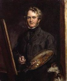 Edwin Henry Landseer (1802-1873), painted c.1852?, aged 50.