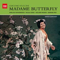 Gedda/Hermann Prey Puccini: Madame Butterfly