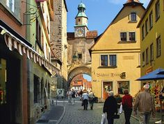 FATTO IN VILLA: BACAINAGLIA em Rothenburg - Bacainaglia at Rothenb...