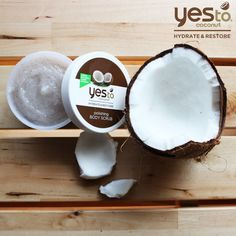 Go nuts for the Coconut line by @yestocarrots. Chock full of nourishing Vitamin A, C and E plus super-hydrating Coconut Oil, this collection was created for all dry skin sufferers.