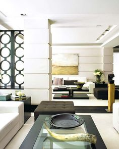 Contemporary + Classical sentiments Blanco Interiores: A SALA