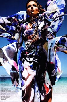 goddess in the sun: carola remer and ming xi by dan jackson