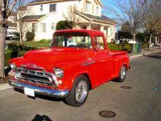 One of my dream cars. I've always loved trucks!!!