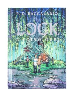 Nehéz elmenni egy könyv mellett, ha olyan sejtelmes zöld-ezüst színben ígér új kalandokat a borítója, mint Lock -A folyó őrei címet viselő új, hat részes sorozata. #önállóolvasmány #Baccalario #Lock #Afolyóőrei #nyaralás #kaland #folyó #kiskamasz #könyv #book #YA #Manókönyvek