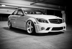 ADV1 Mercedes Benz C63 AMG (W204)