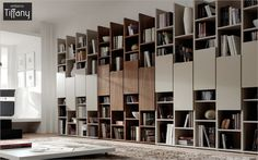 Ambiance Tiffany, all decoration products 4 Shelf Bookcase, Bookcase Styling, Shelves, Barrister Bookcase, Shelving Design, Bookshelf Design, Bar Design, Deco Design, Cabinet Furniture