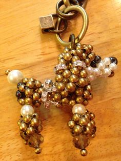 Poodle bling from anthropology.